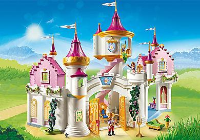 6848 Grand château de princesse