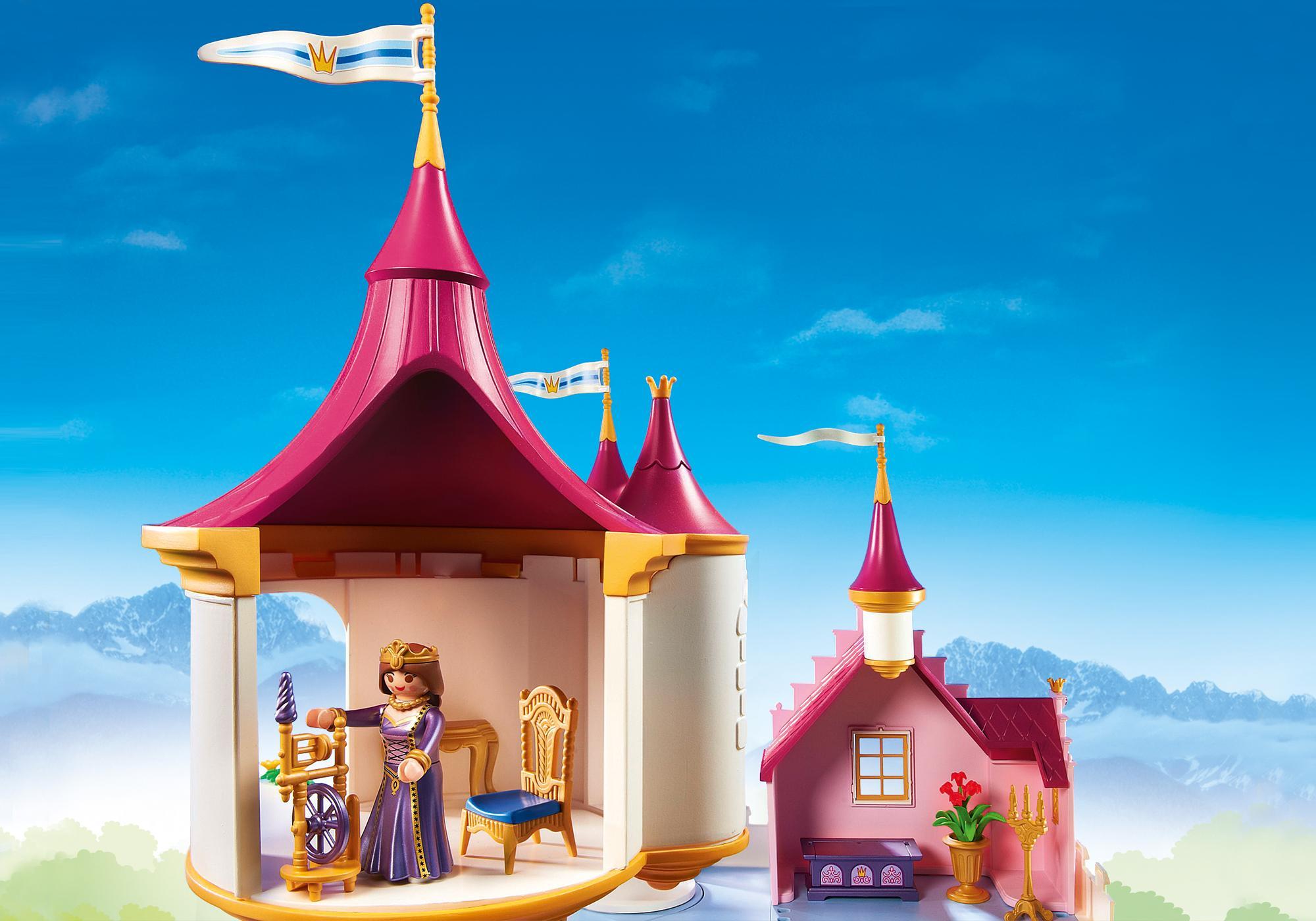 http://media.playmobil.com/i/playmobil/6848_product_extra2/Замок Принцессы: Большой Замок Принцессы