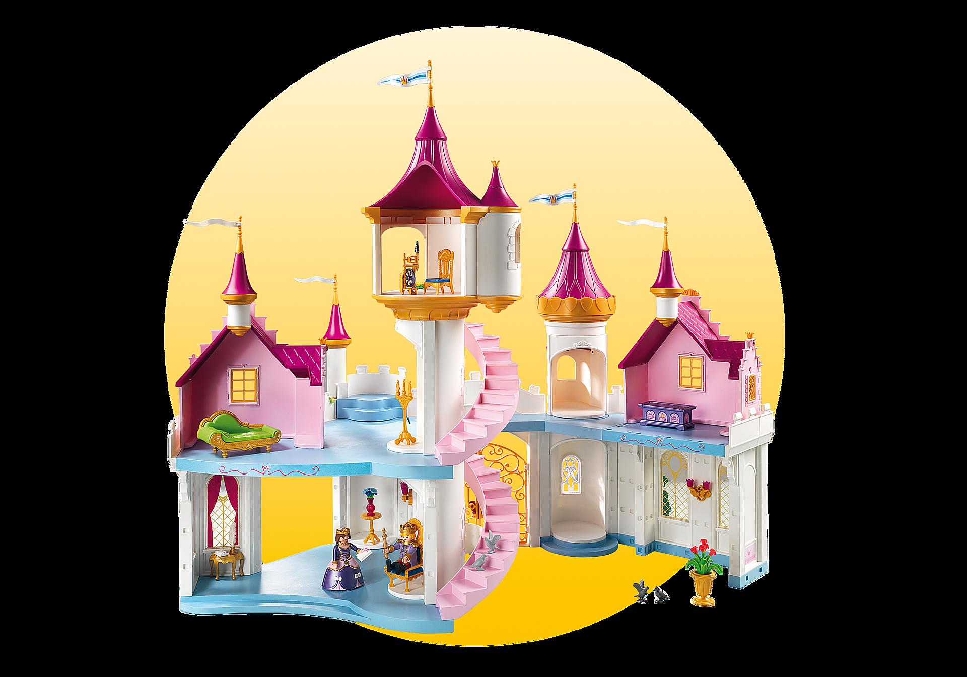 http://media.playmobil.com/i/playmobil/6848_product_extra4/Замок Принцессы: Большой Замок Принцессы