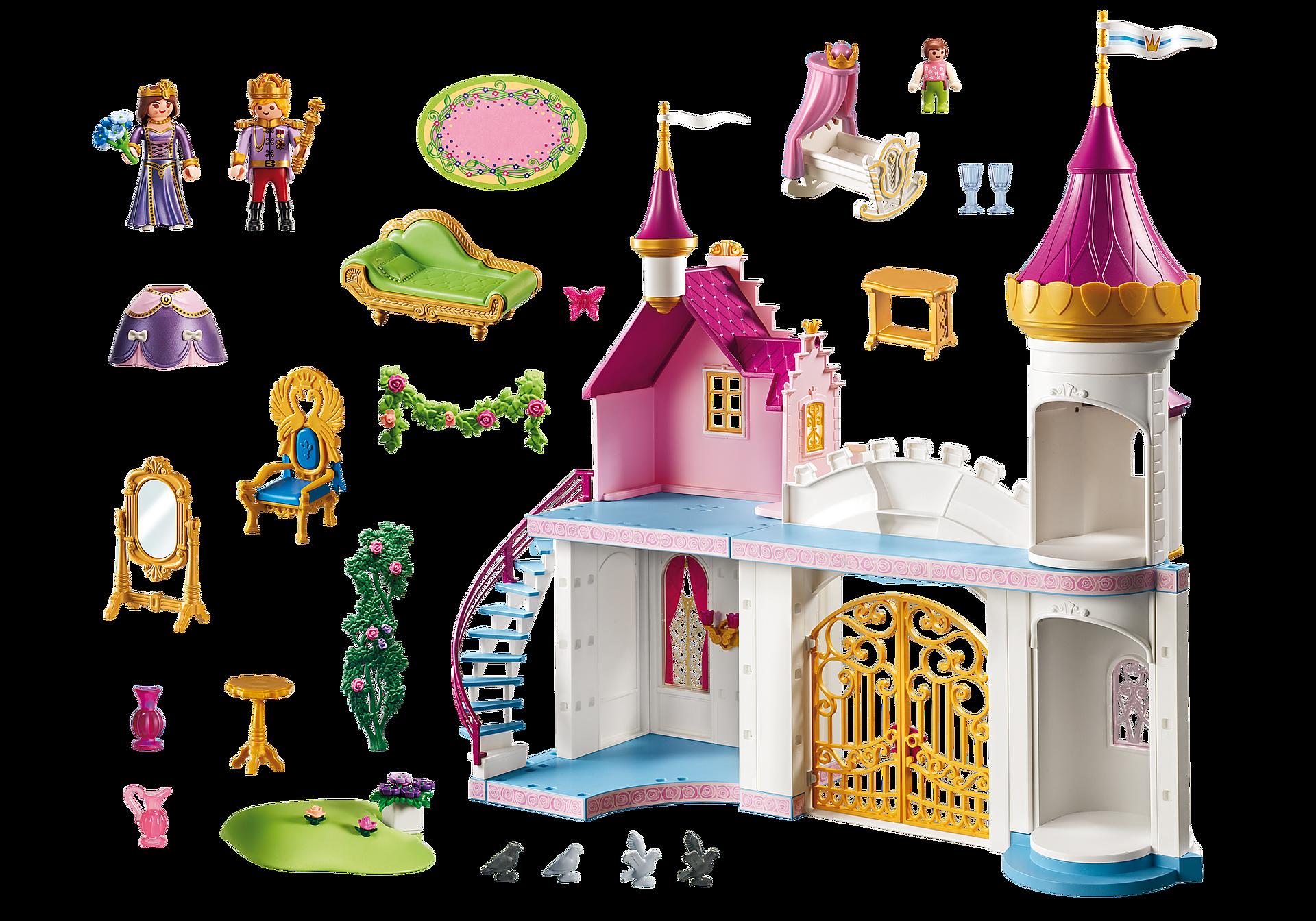 6849 Замок Принцессы: Королевская Резиденция zoom image3