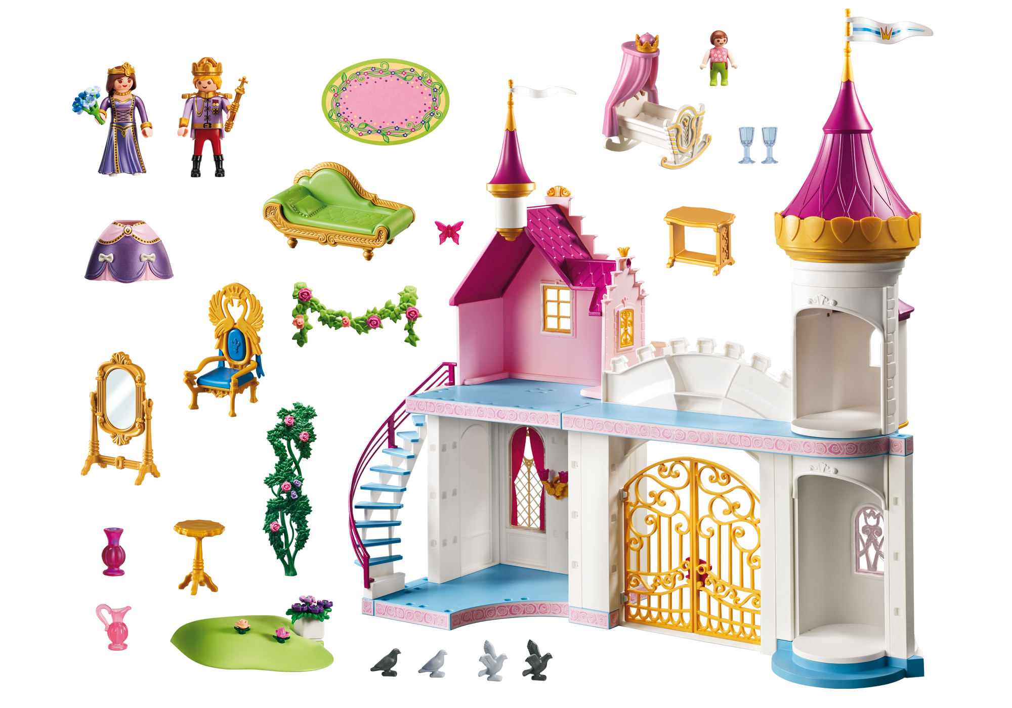 Notice Chateau Princesse Playmobil. Best With Notice Chateau ...