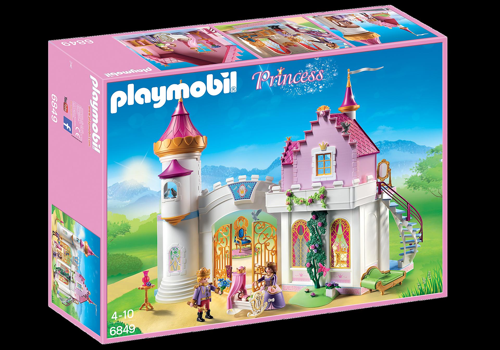 http://media.playmobil.com/i/playmobil/6849_product_box_front/Замок Принцессы: Королевская Резиденция