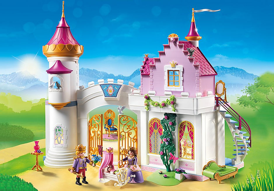 6849 Замок Принцессы: Королевская Резиденция detail image 1