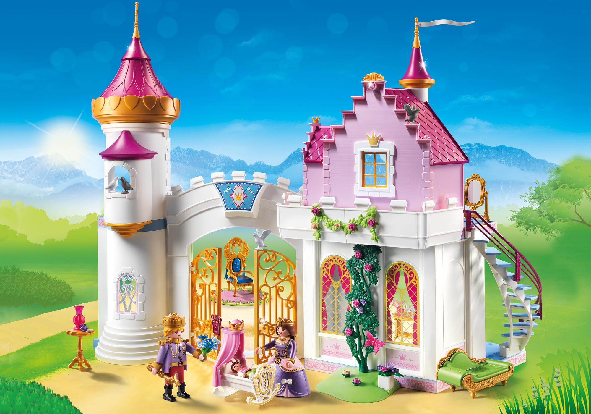 6849_product_detail/Замок Принцессы: Королевская Резиденция