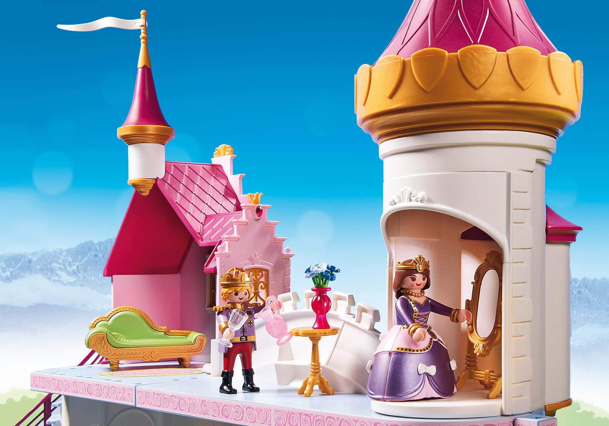 http://media.playmobil.com/i/playmobil/6849_product_extra1/Замок Принцессы: Королевская Резиденция