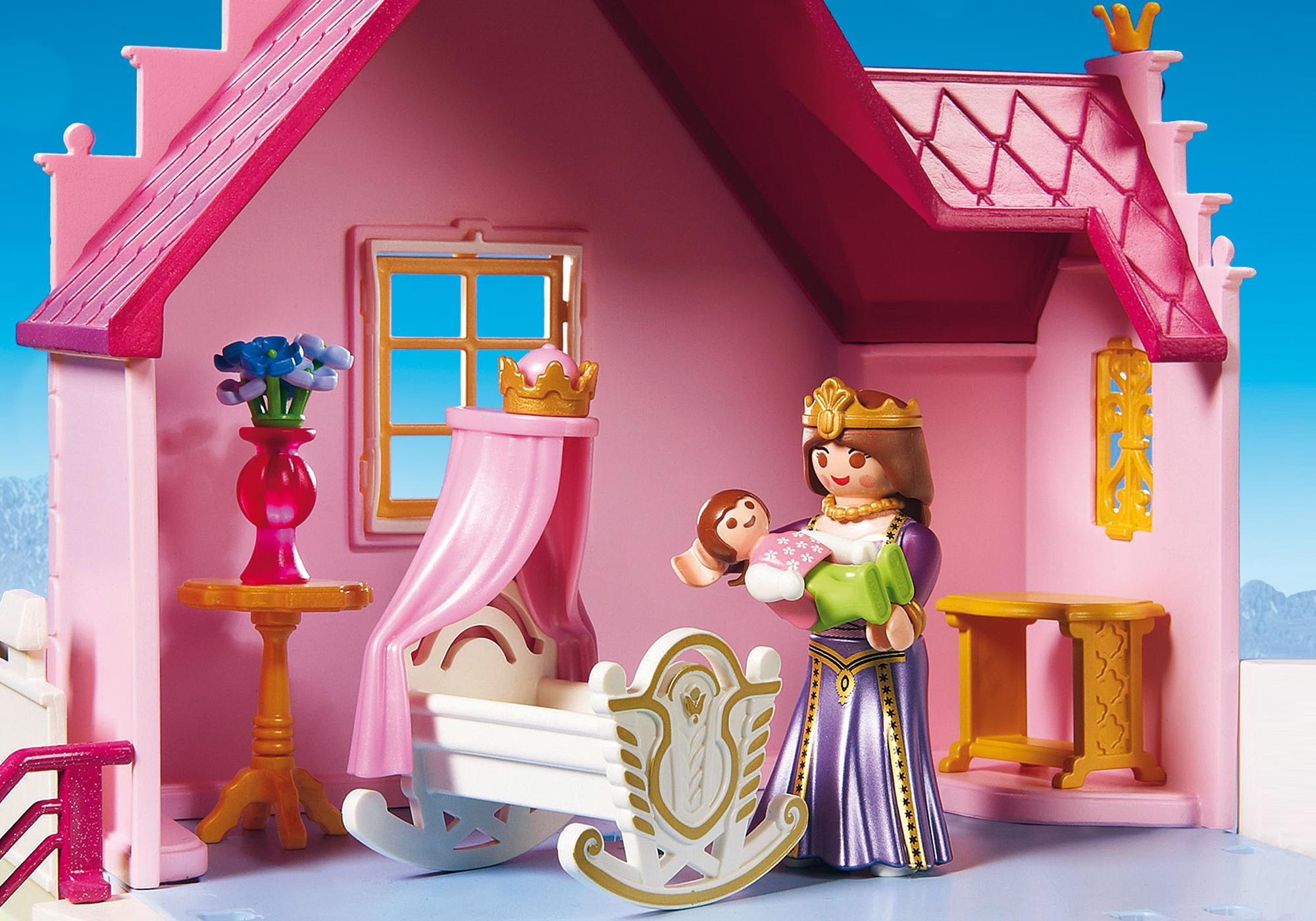 http://media.playmobil.com/i/playmobil/6849_product_extra3/Замок Принцессы: Королевская Резиденция
