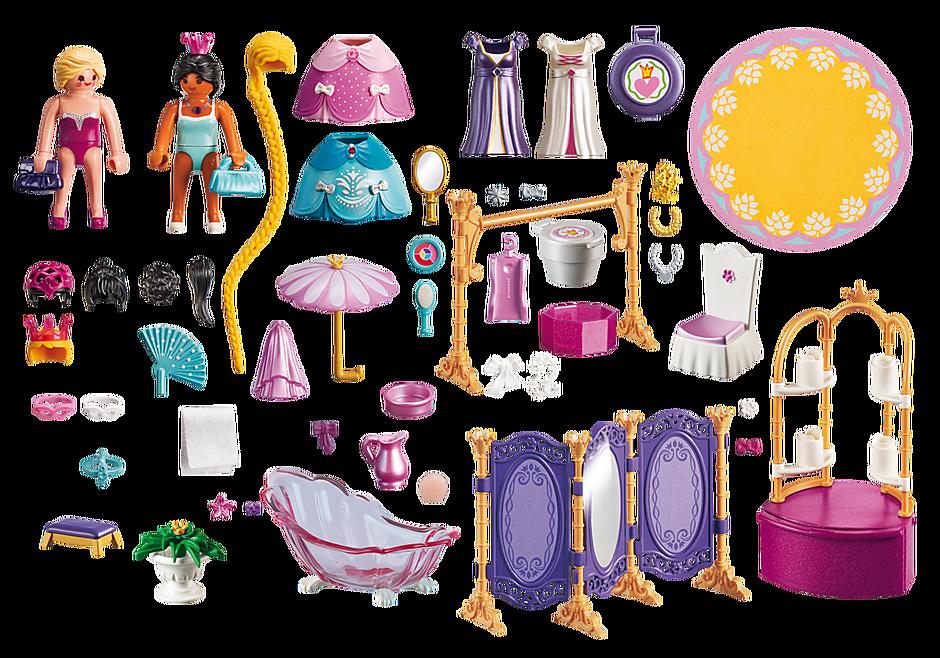 6850 Salon de beauté avec princesses detail image 4
