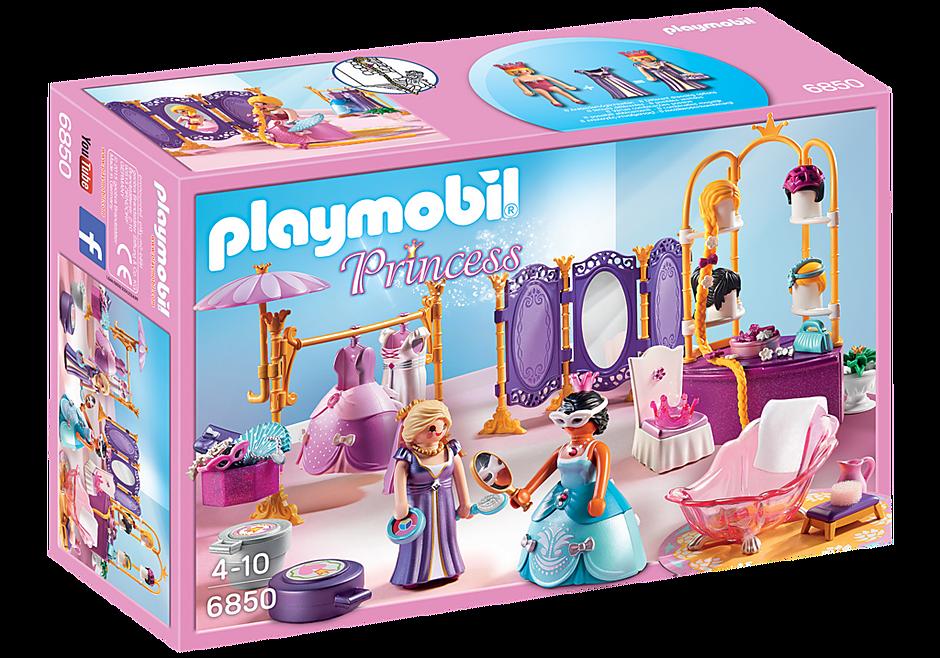 http://media.playmobil.com/i/playmobil/6850_product_box_front/Замок Принцессы: Гардеробная с салоном