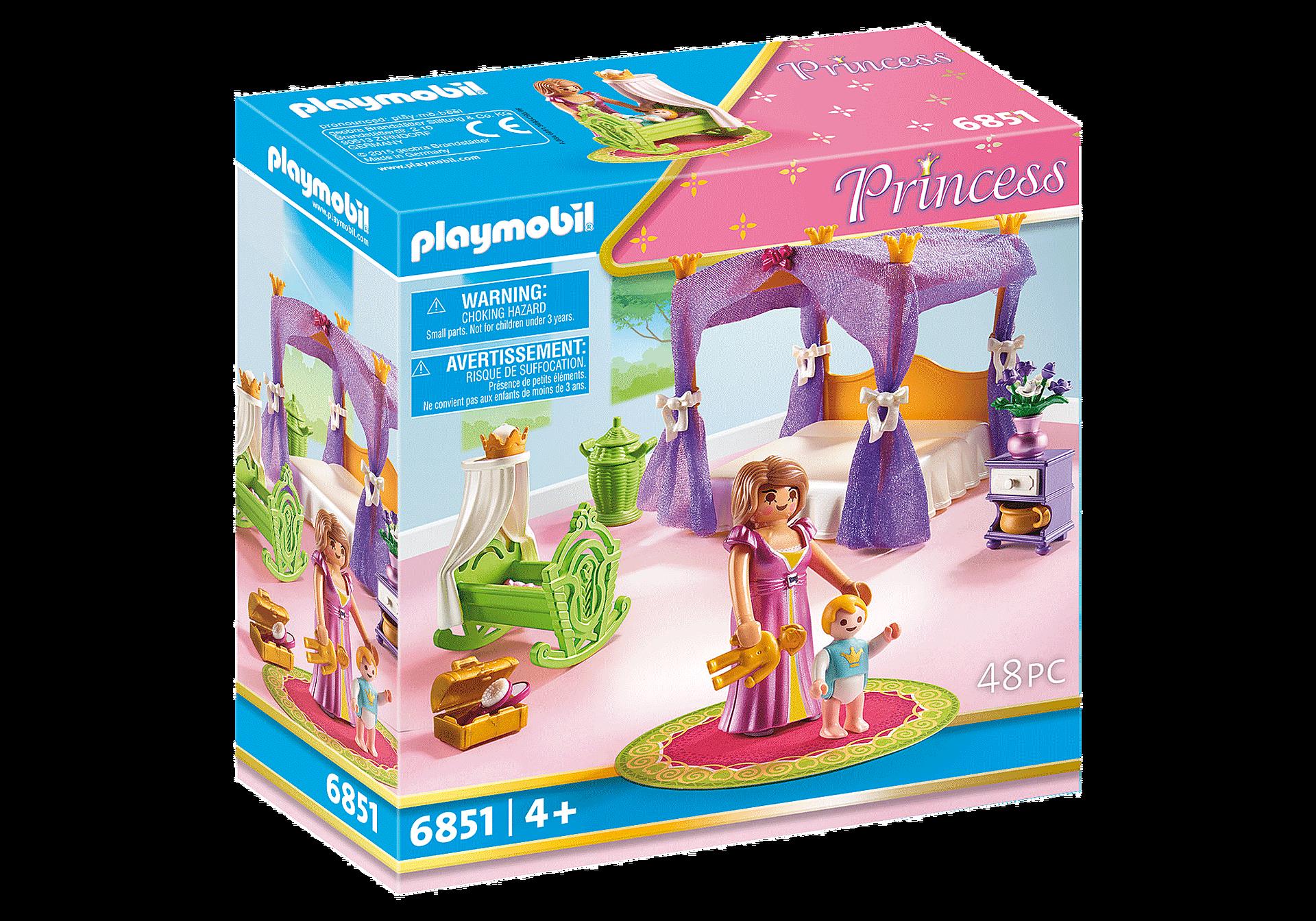 6851 Замок Принцессы: Покои Принцессы с колыбелью zoom image3