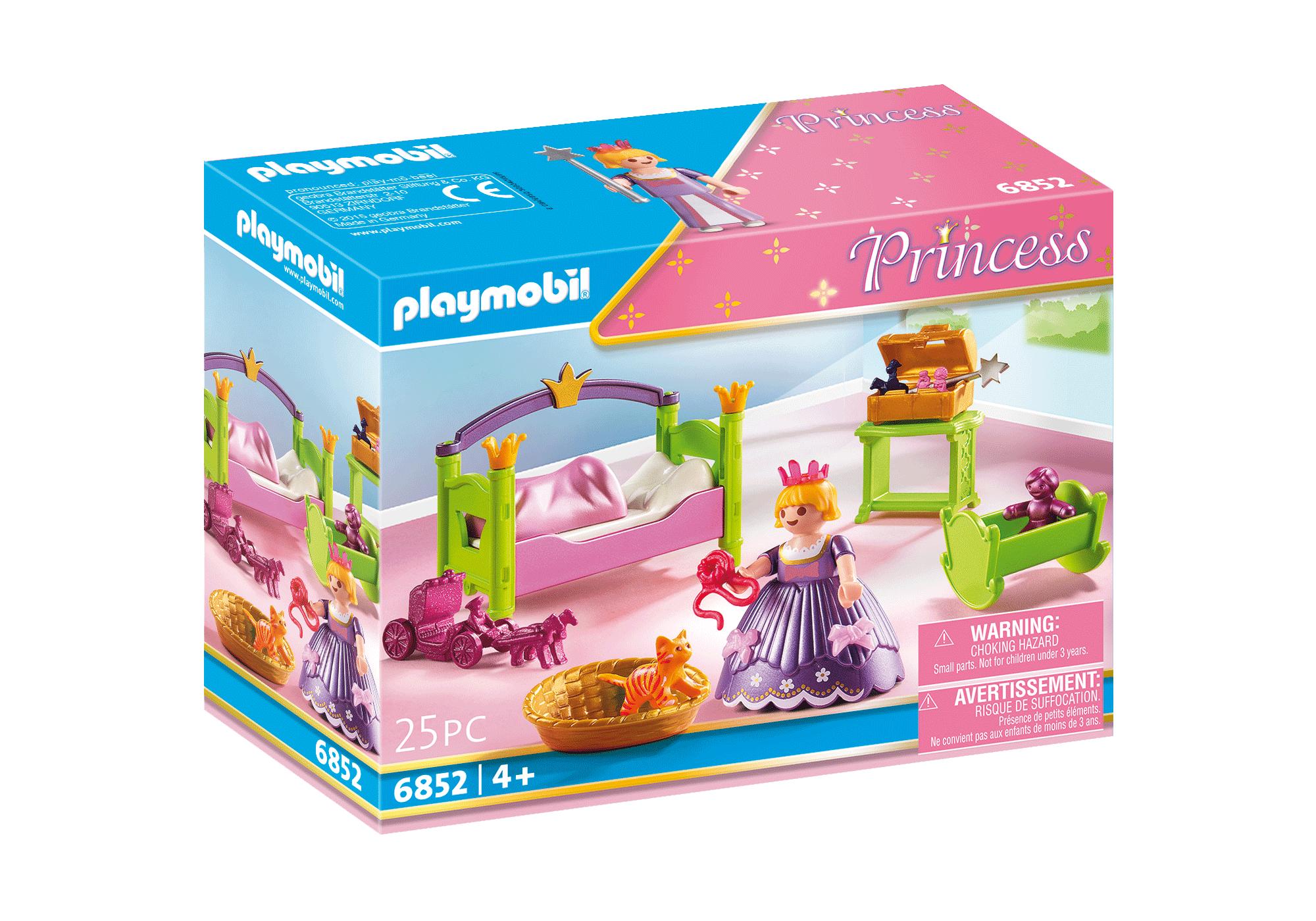 http://media.playmobil.com/i/playmobil/6852_product_box_front/Замок Принцессы: Королевская няня