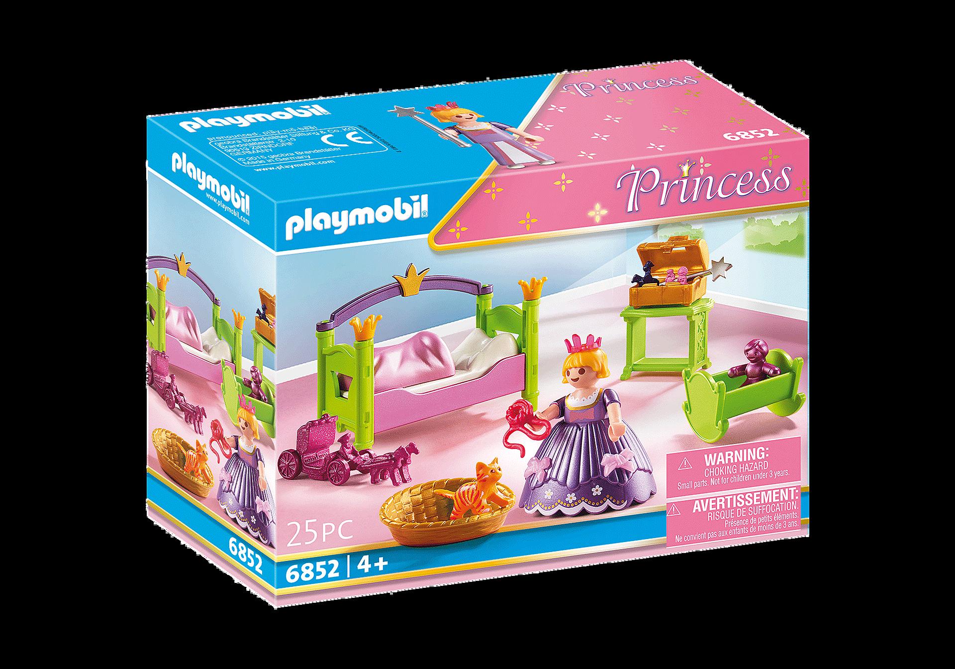 6852 Prinzessinnen-Kinderzimmer zoom image3