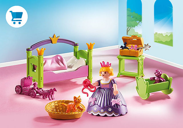 6852_product_detail/Chambre de princesse