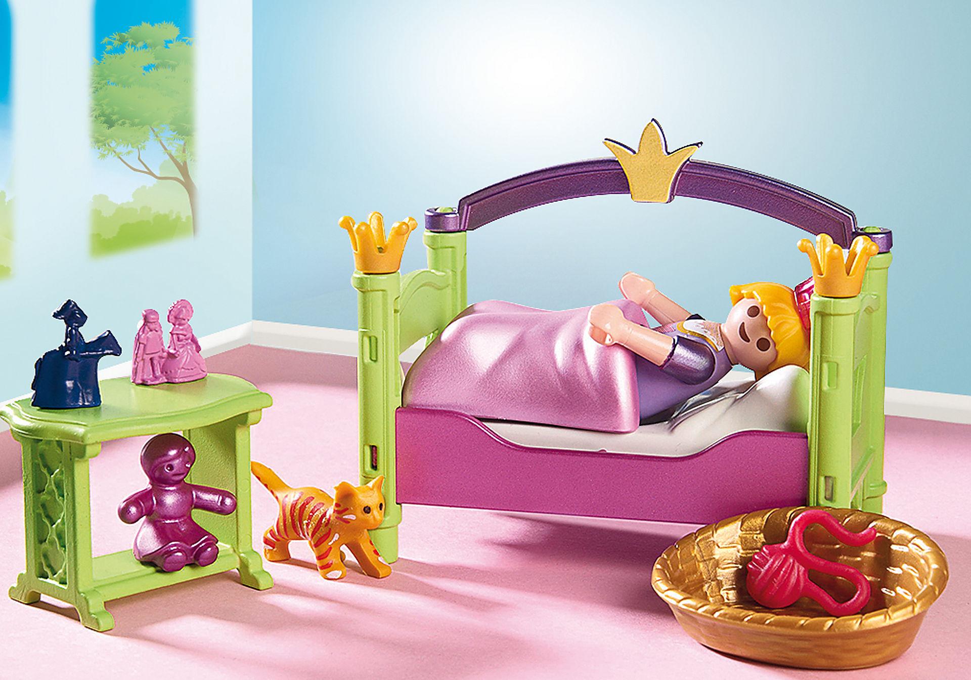 http://media.playmobil.com/i/playmobil/6852_product_extra1/Замок Принцессы: Королевская няня