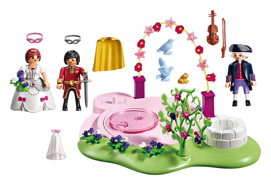 6853 Замок Принцессы: Маскарадный бал detail image 4