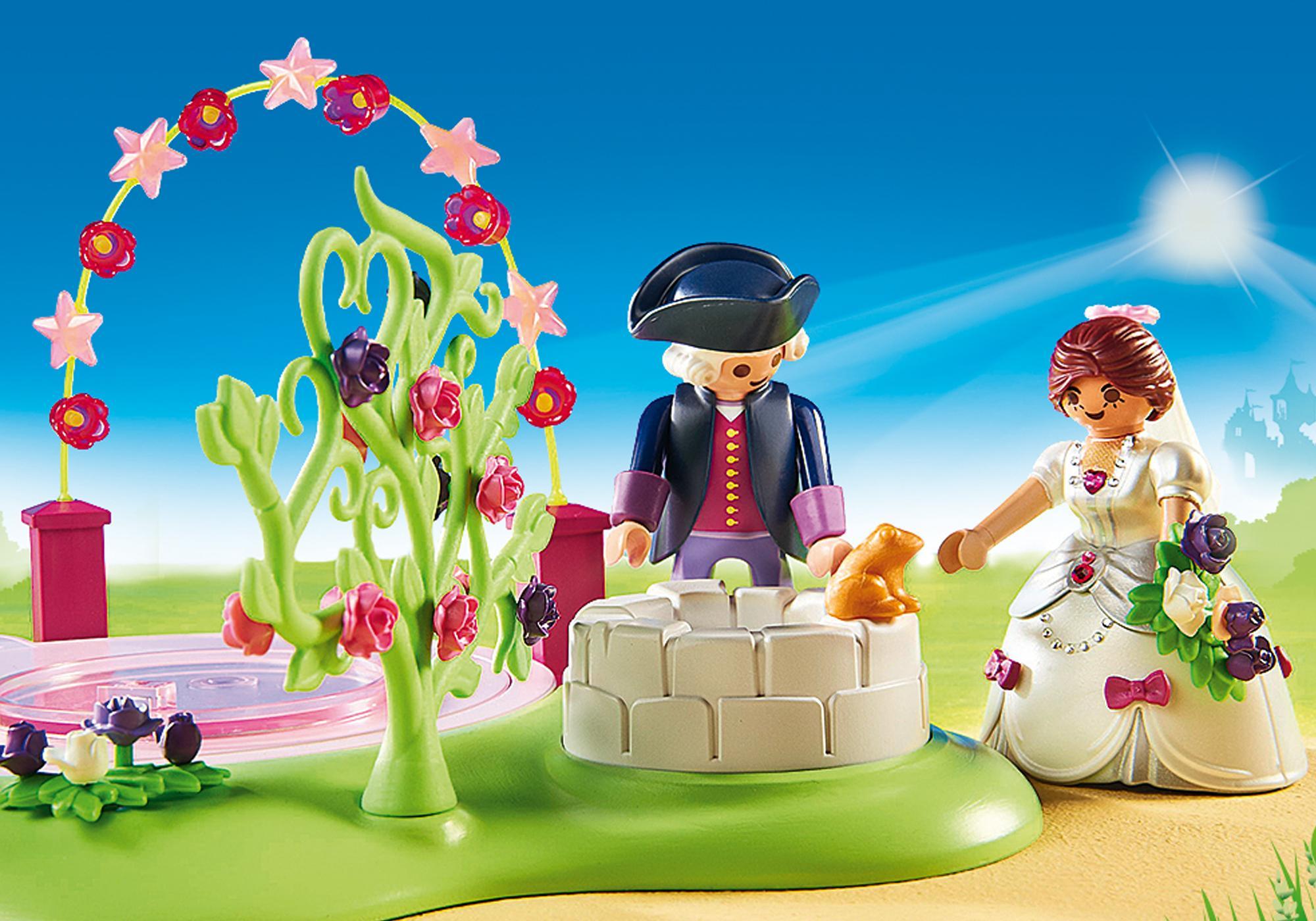 http://media.playmobil.com/i/playmobil/6853_product_extra1/Замок Принцессы: Маскарадный бал
