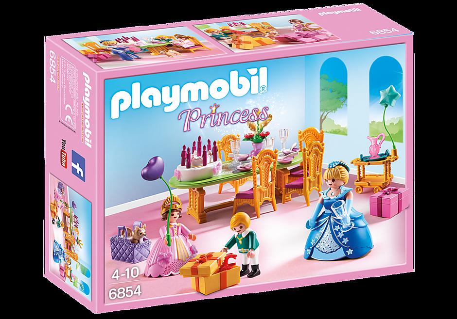 http://media.playmobil.com/i/playmobil/6854_product_box_front/Salle à manger pour anniversaire princier