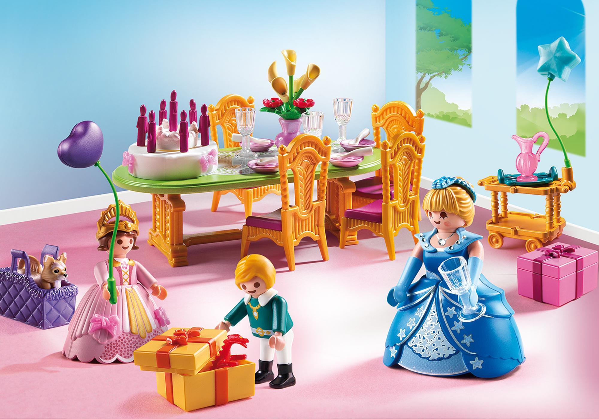 6854_product_detail/Замок Принцессы: Королевское день рождение