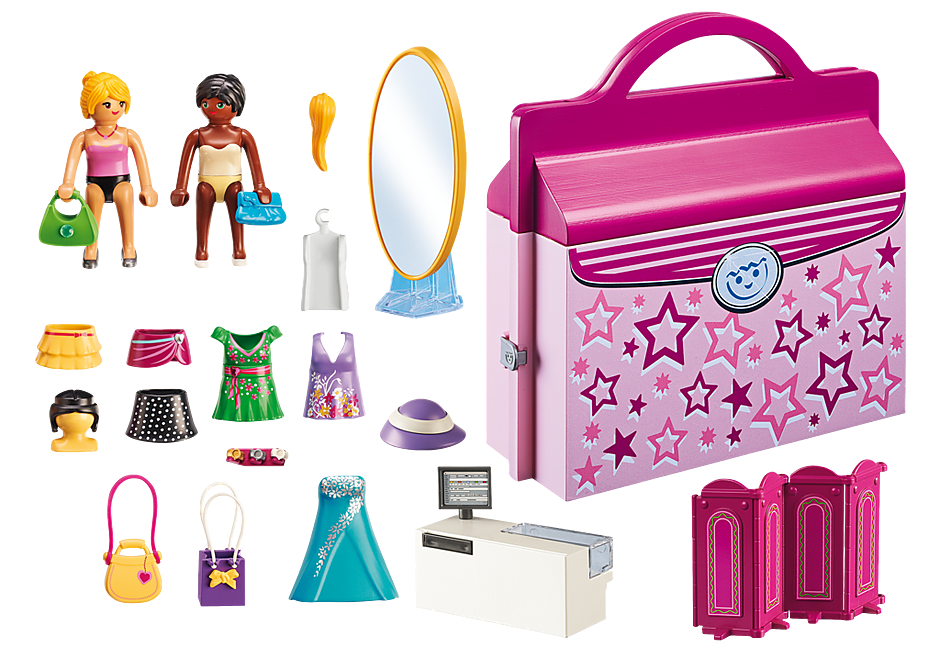 http://media.playmobil.com/i/playmobil/6862_product_box_back/Maleta Loja de Moda