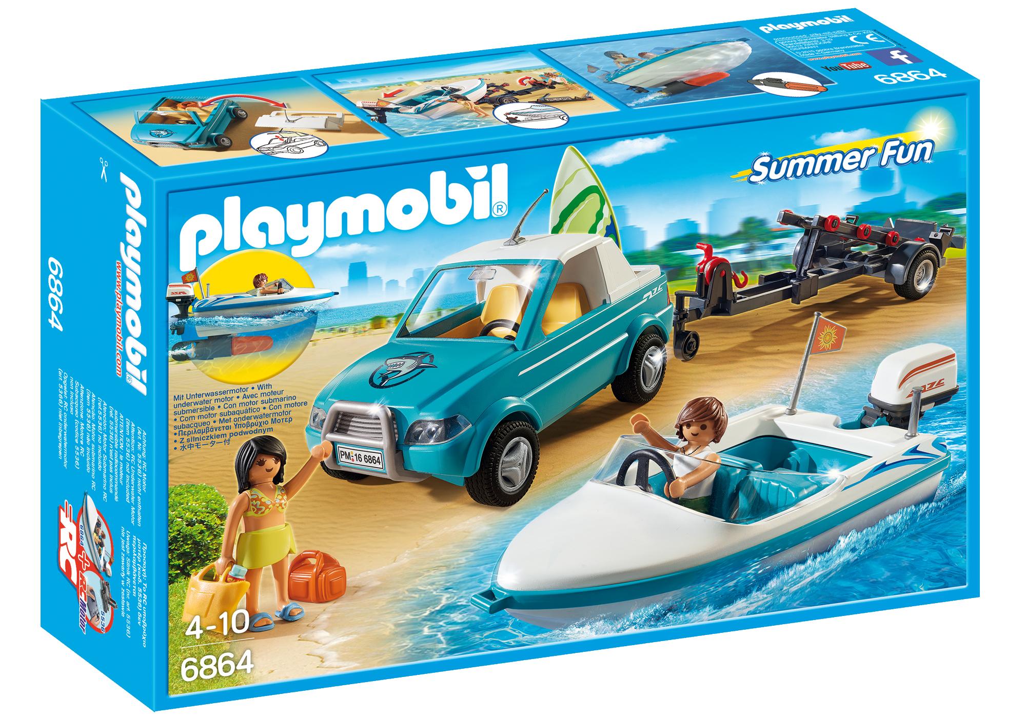 http://media.playmobil.com/i/playmobil/6864_product_box_front/Pick-up met speedboot met onderwatermotor