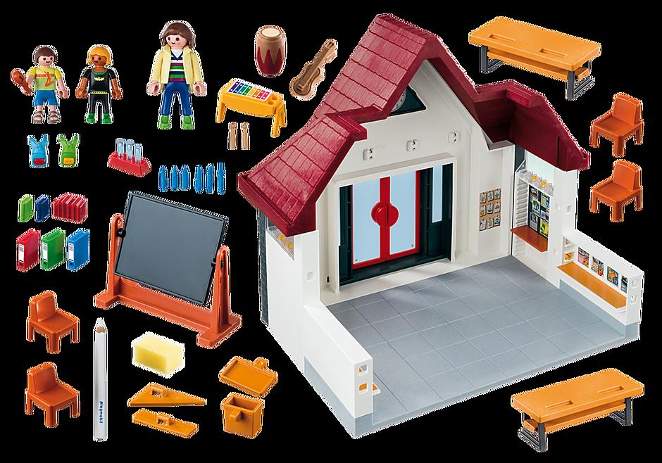 6865 Schoolhouse detail image 3
