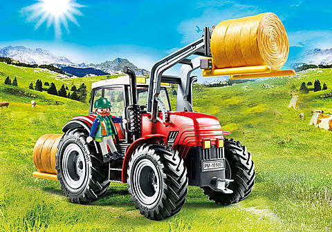 6867 Tractor