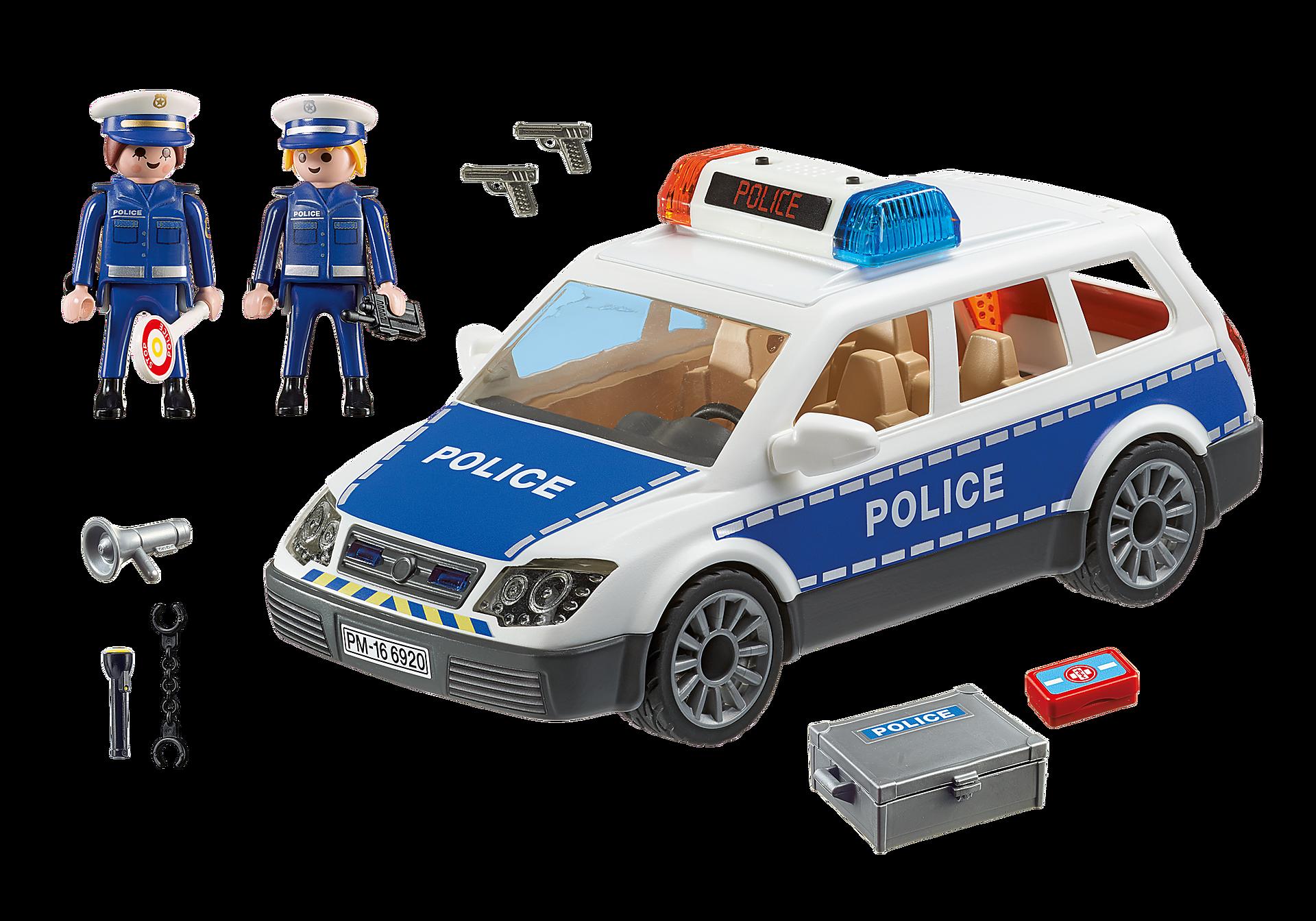 6873 Polizei-Einsatzwagen zoom image5