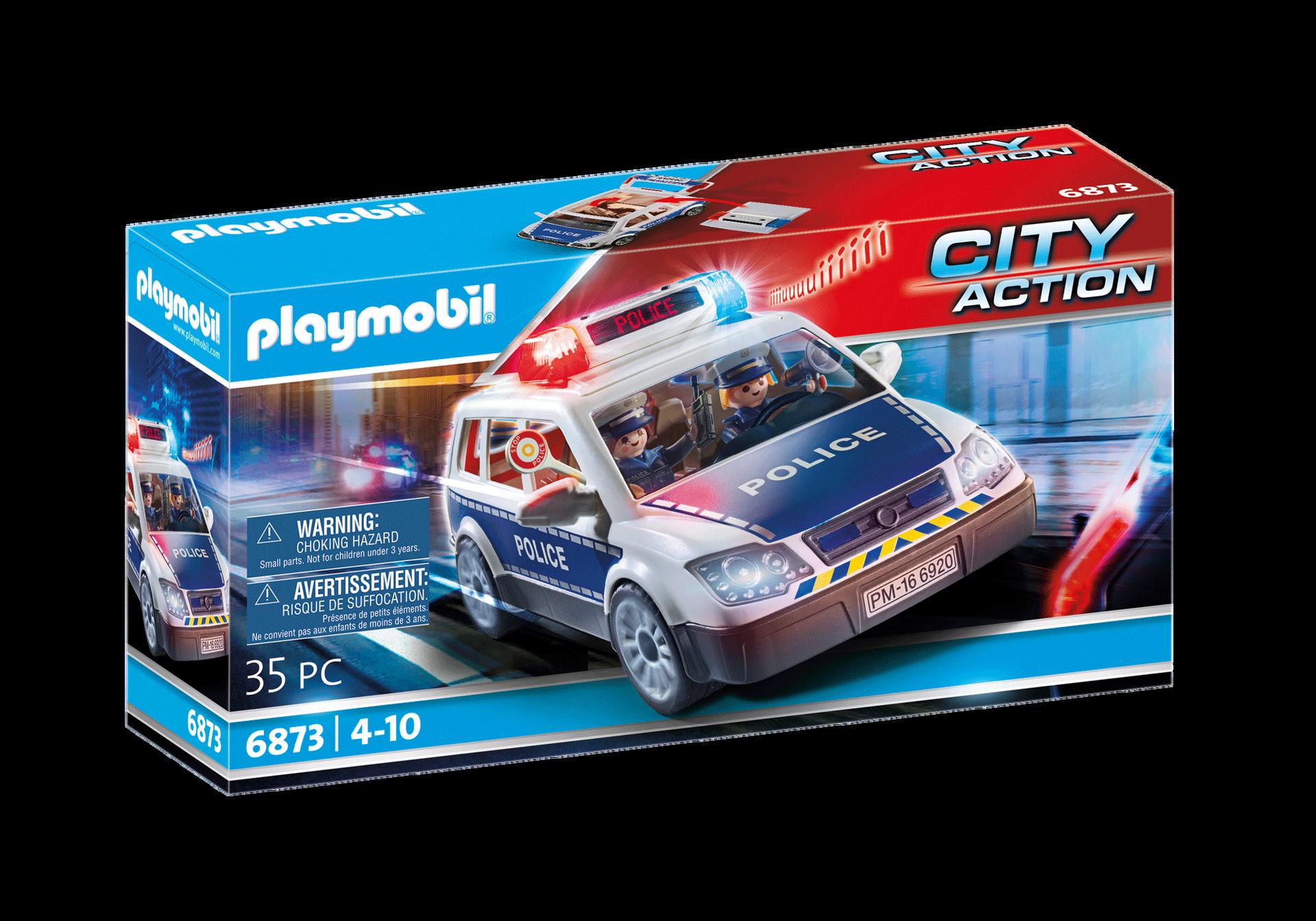 polizeieinsatzwagen  6873  playmobil® deutschland