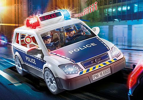 6873 Polizei-Einsatzwagen