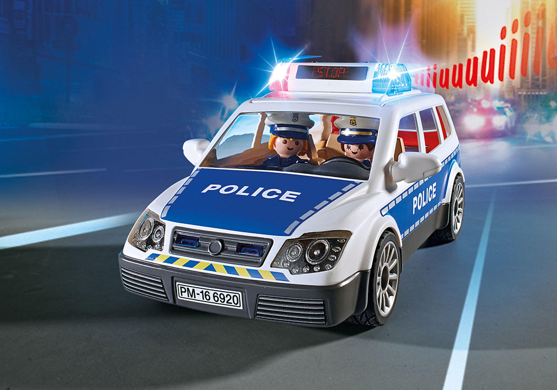 6873 Polizei-Einsatzwagen zoom image6