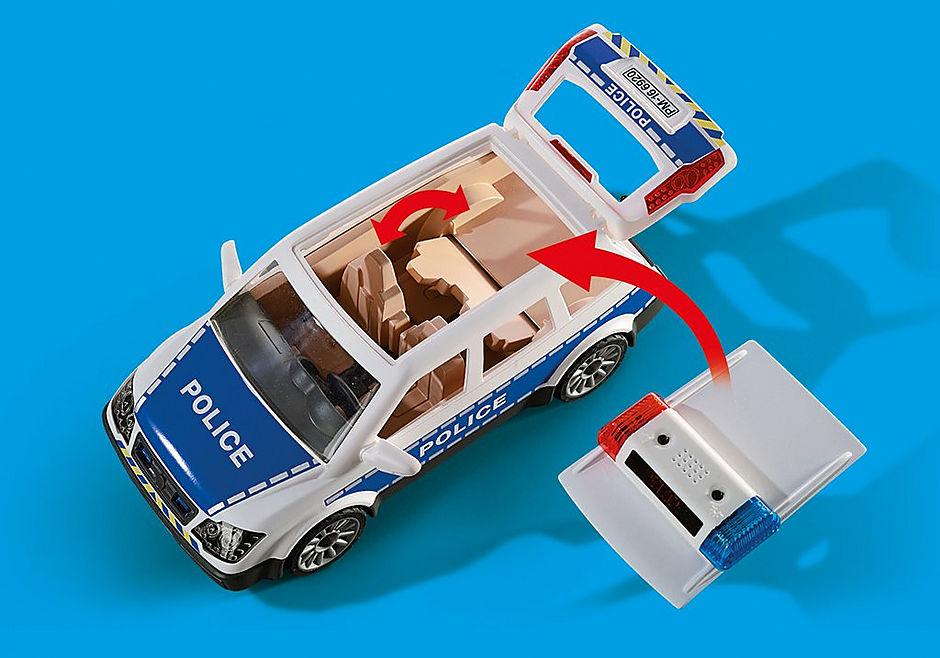 6873 Polizei-Einsatzwagen detail image 8
