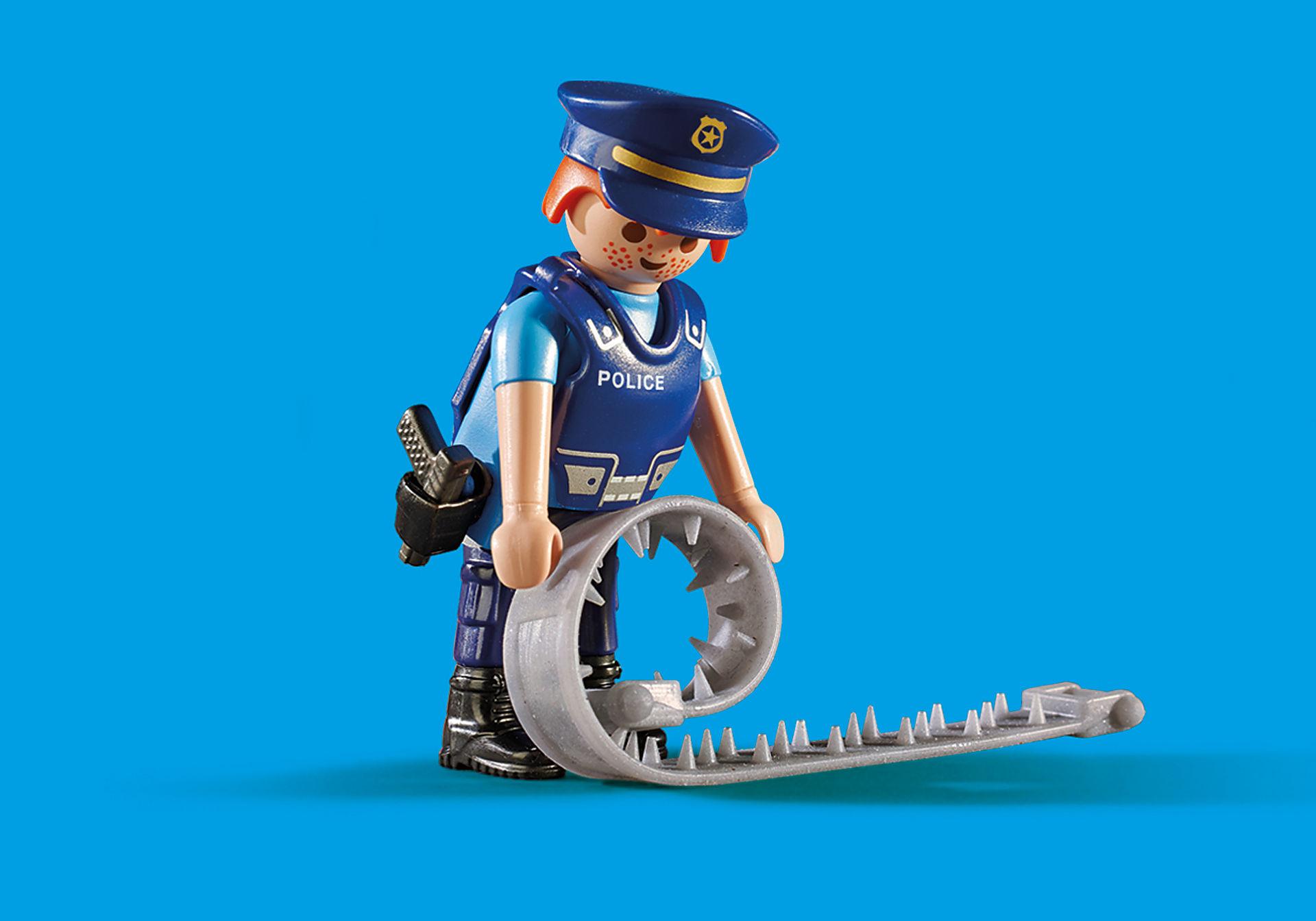 6878 Polizei-Straßensperre zoom image6