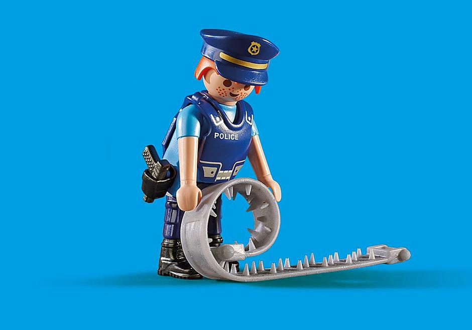 6878 Polizei-Straßensperre detail image 6