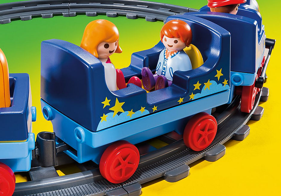 6880 Sternchenbahn mit Schienenkreis detail image 4