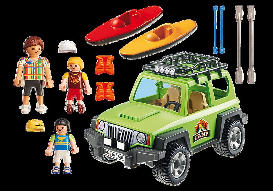 6889 Escursione con jeep e canoa detail image 4