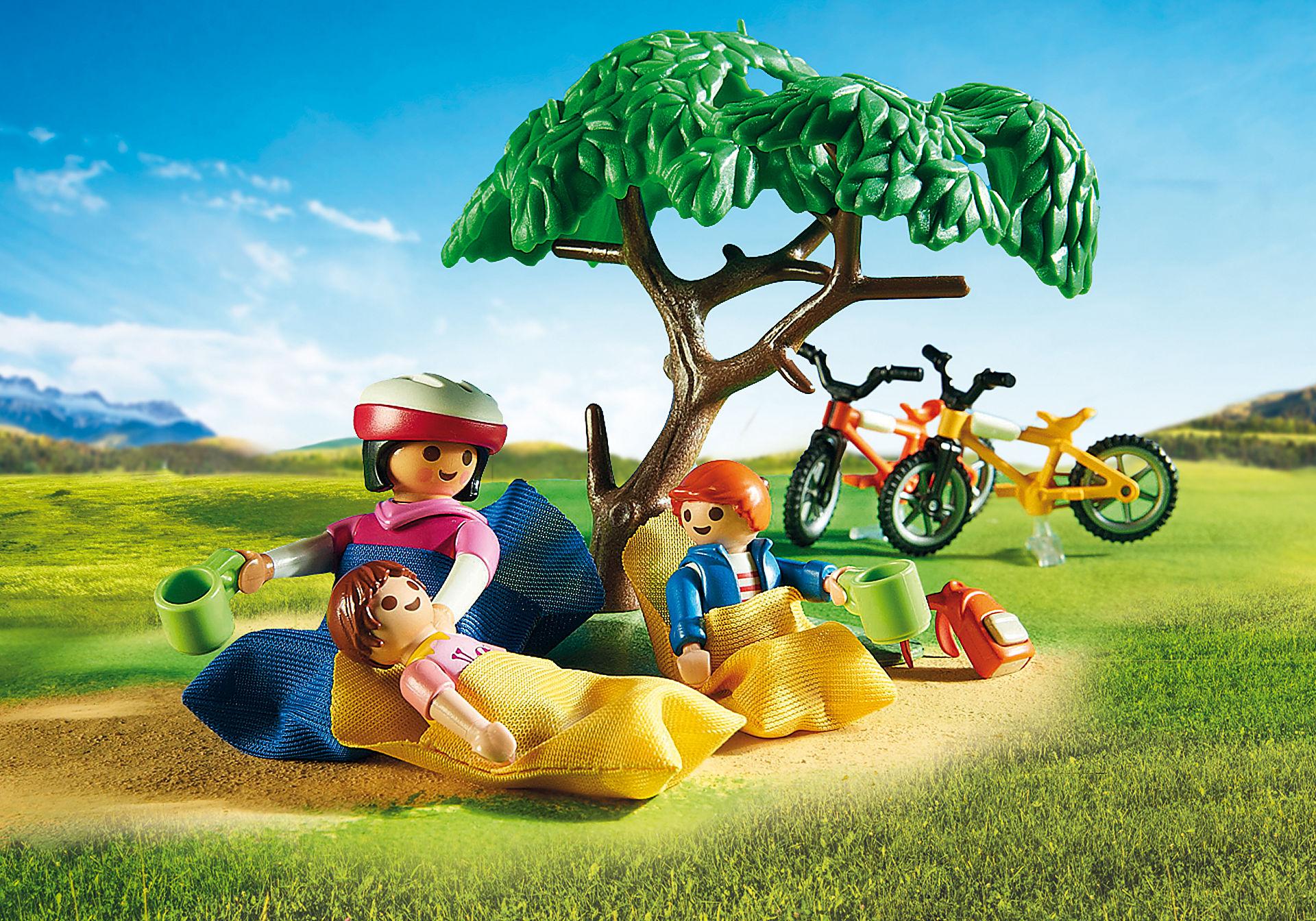 6890 Família com Bicicletas zoom image5