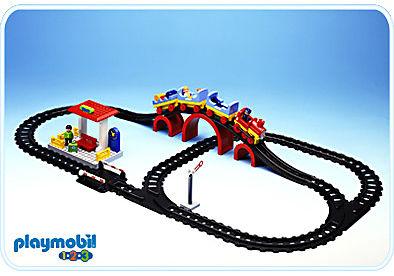 6905-A Eisenbahn/Bahnhof detail image 1