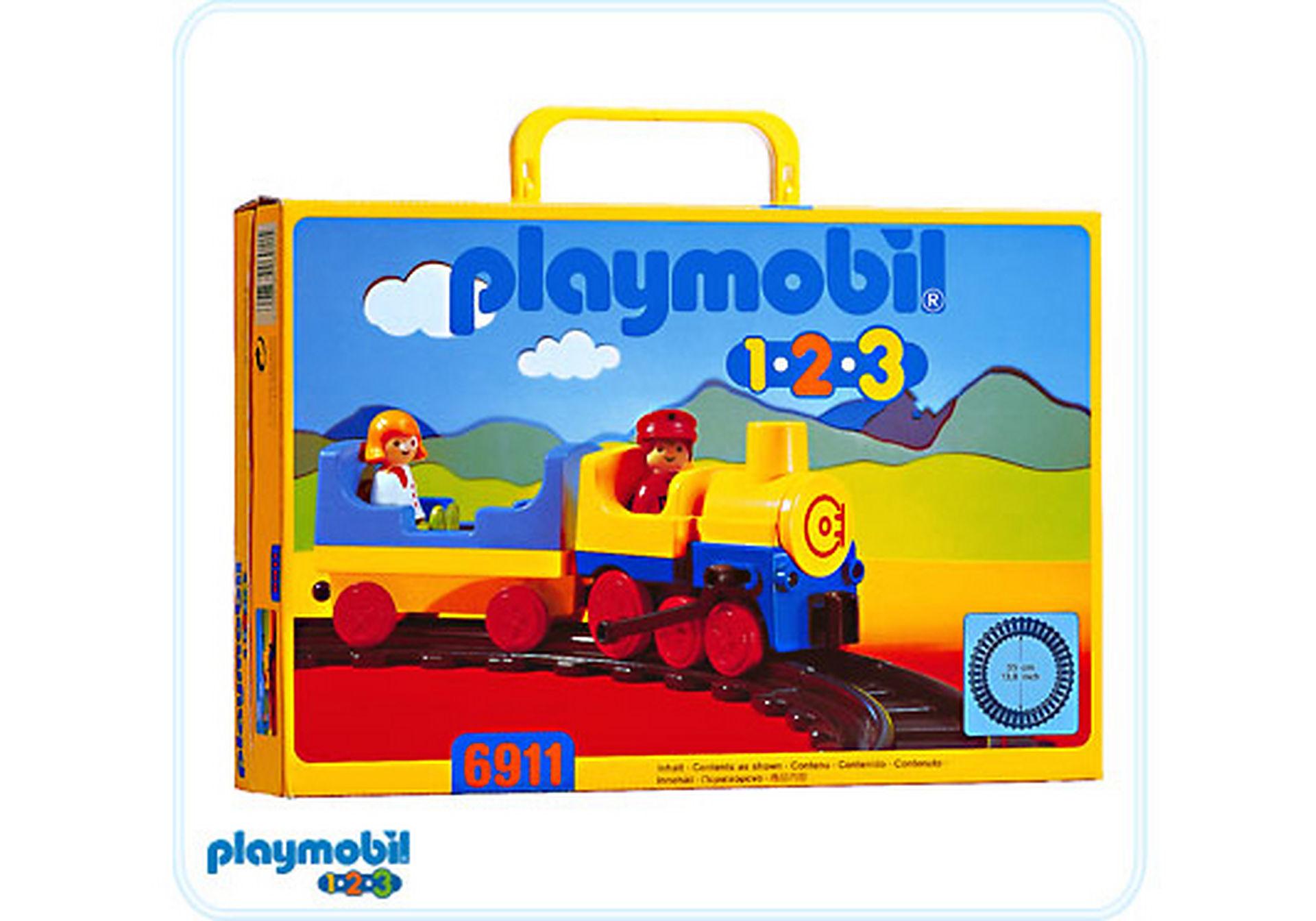 6911-A Startset Eisenbahn zoom image1