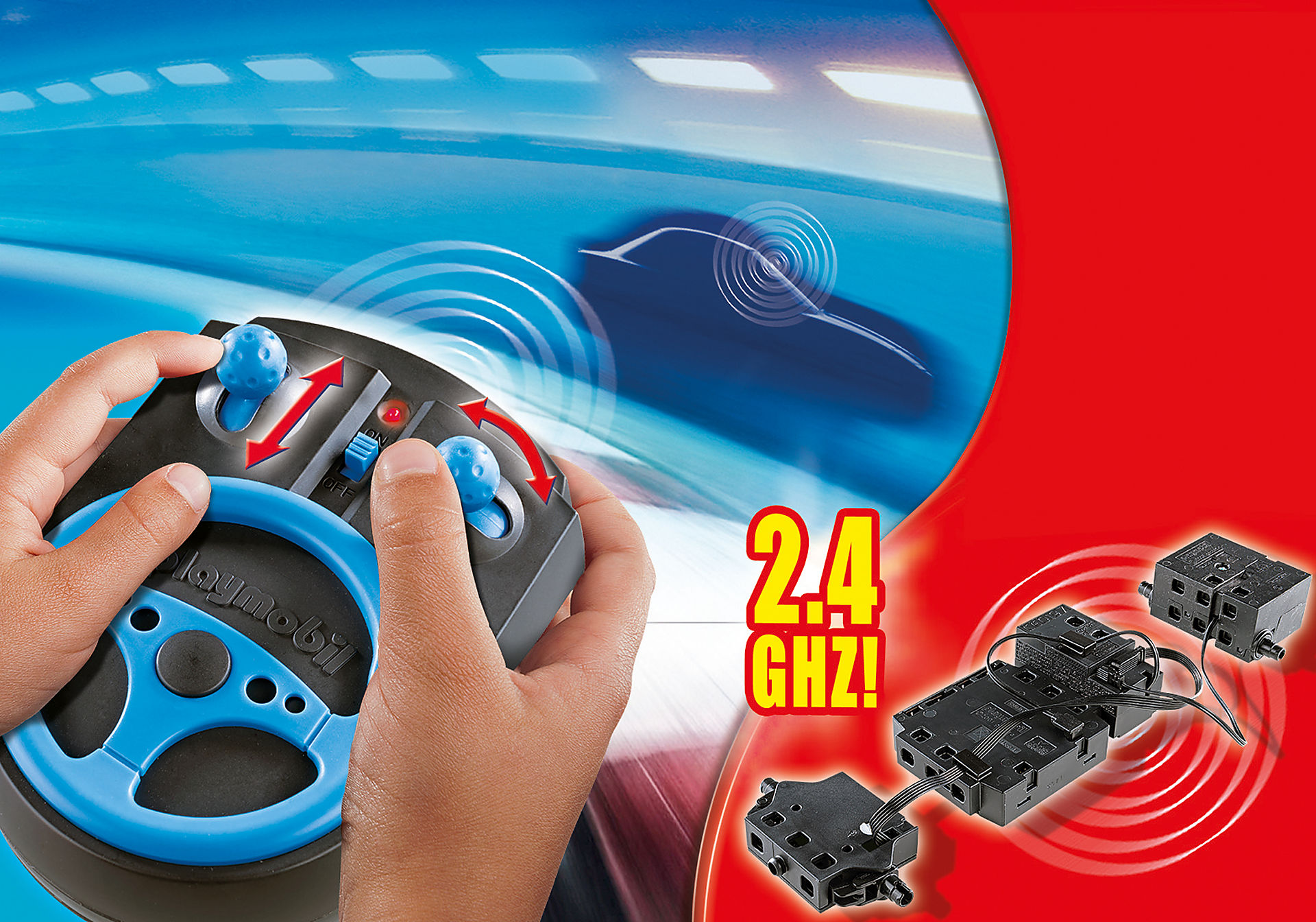 6914 Remote Control Set 2.4GHz zoom image1