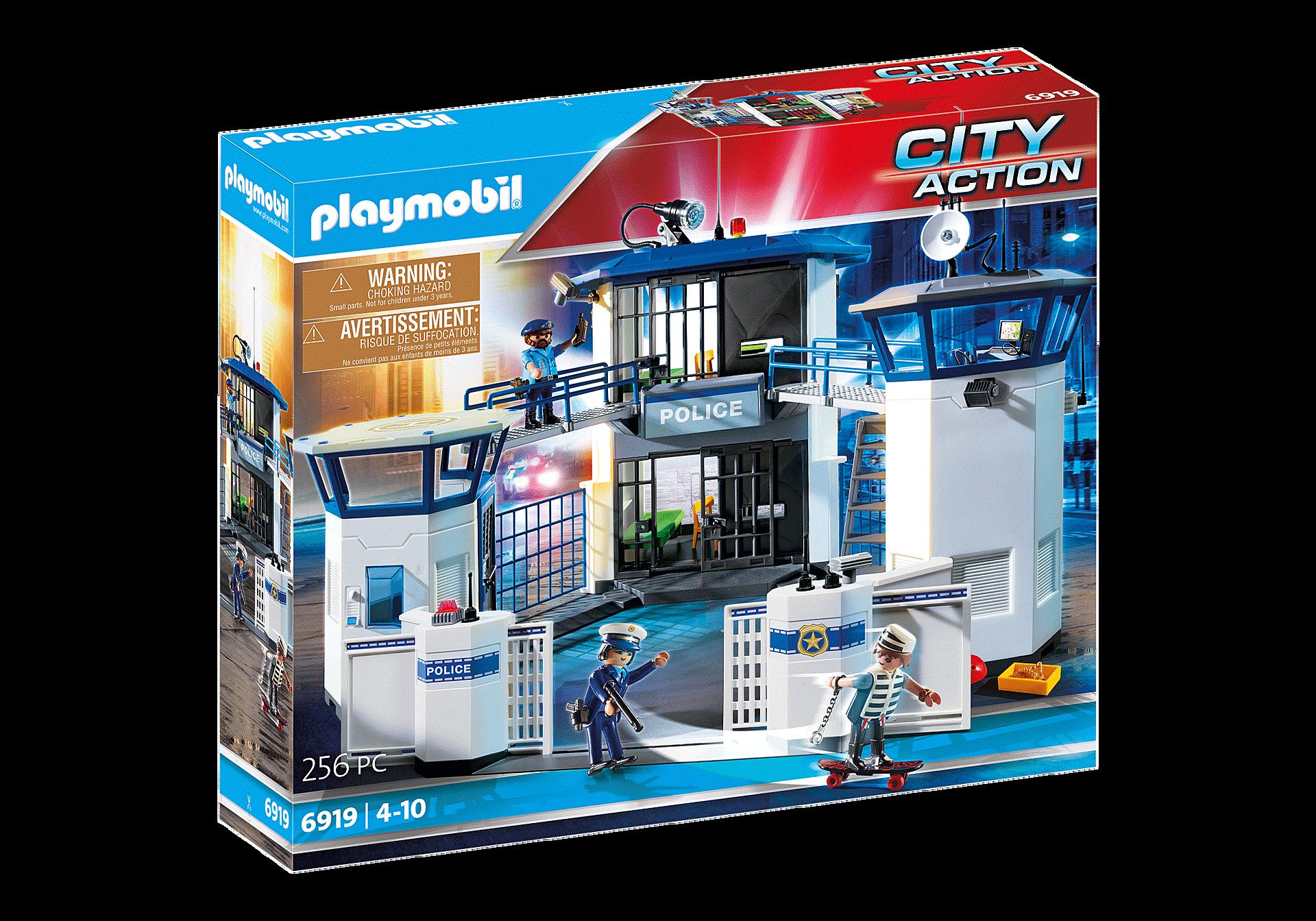 http://media.playmobil.com/i/playmobil/6919_product_box_front/Komisariat policji z więzieniem