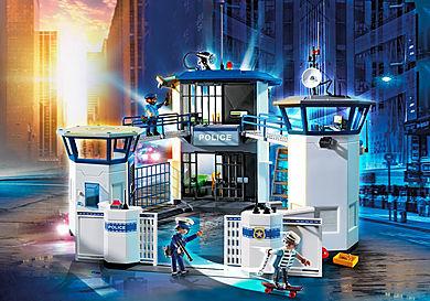6919_product_detail/Stazione della polizia con prigione