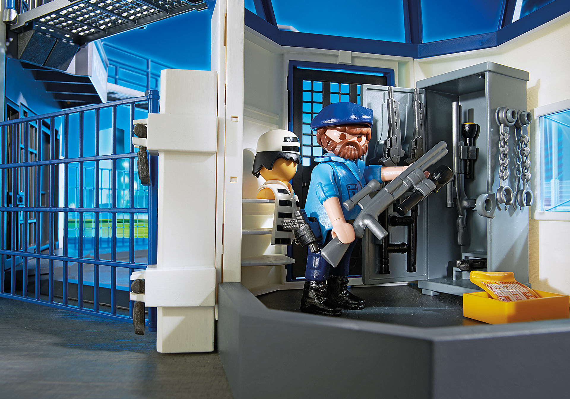 http://media.playmobil.com/i/playmobil/6919_product_extra3/Police Headquarters with Prison