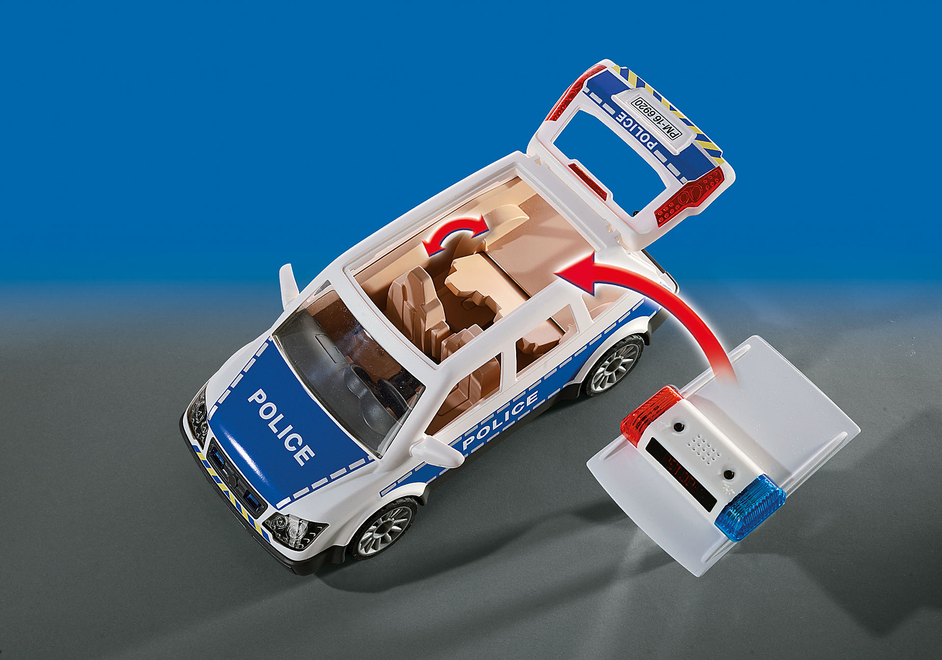 http://media.playmobil.com/i/playmobil/6920_product_extra3/Squad Car with Lights and Sound