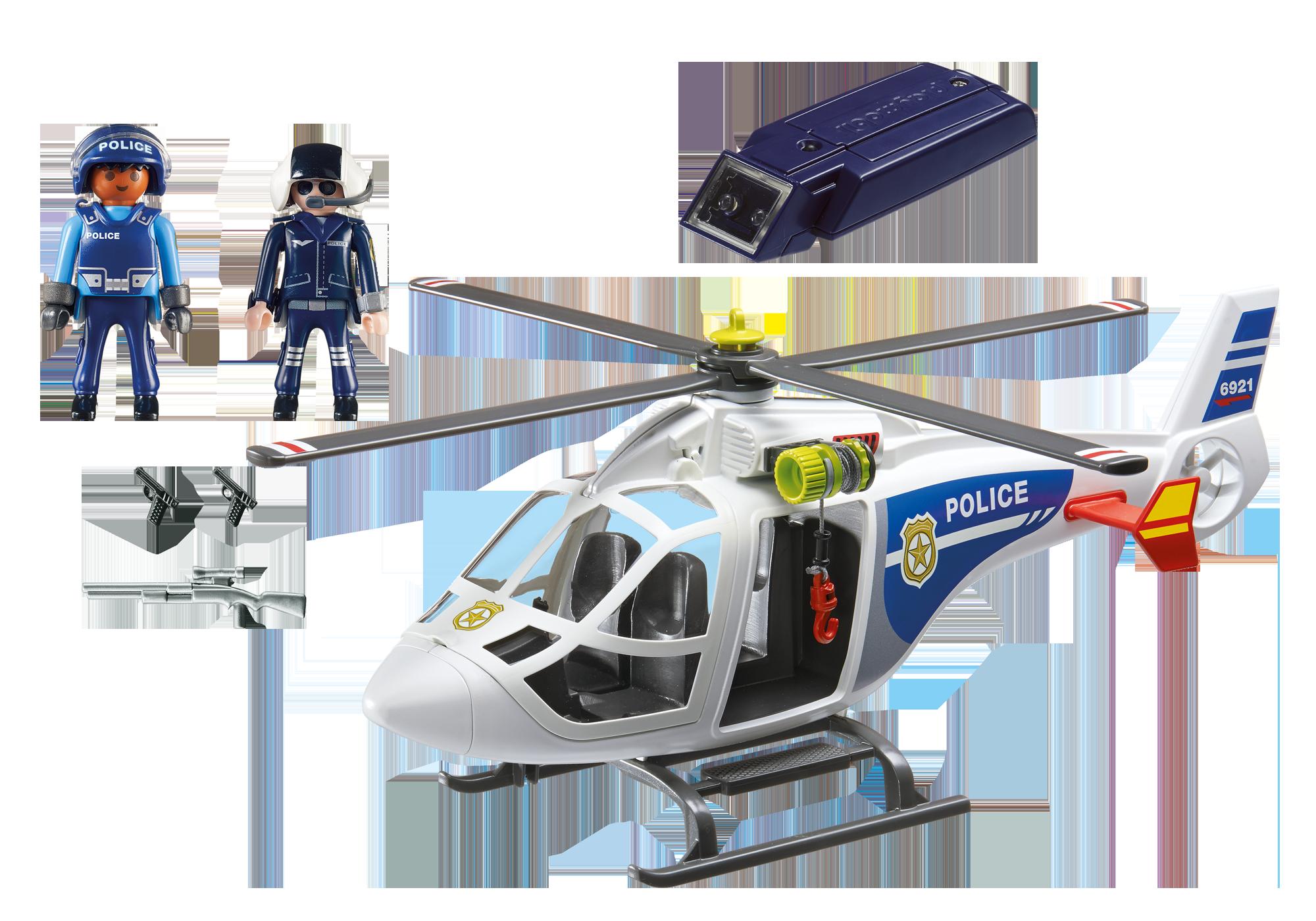 http://media.playmobil.com/i/playmobil/6921_product_box_back/Helicóptero de Policía con Luces LED
