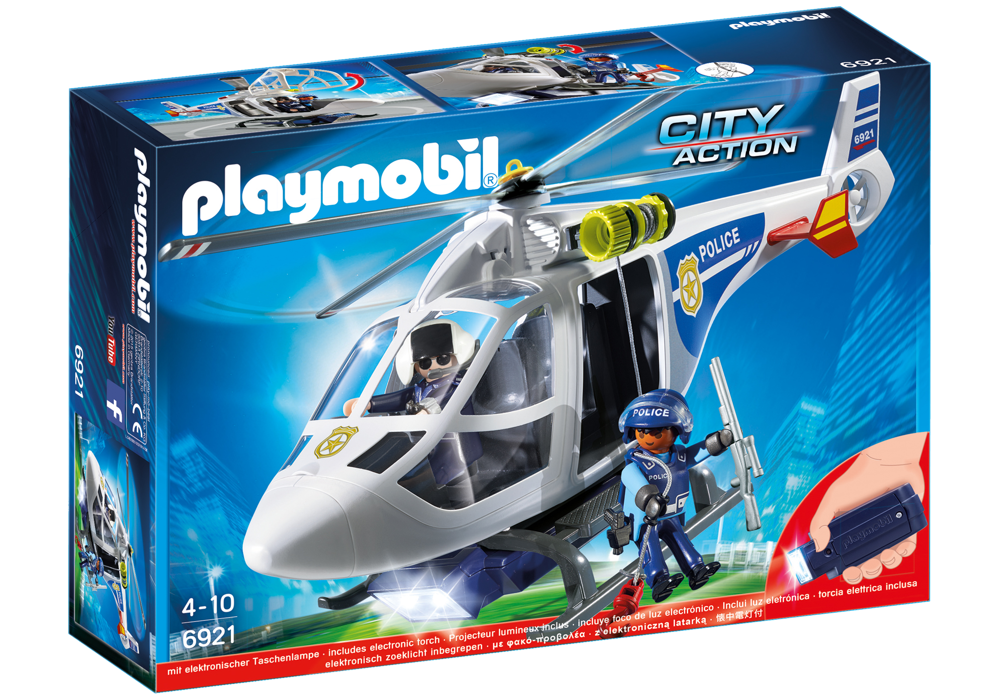 http://media.playmobil.com/i/playmobil/6921_product_box_front/Int. Polizei-Helikopter mit LED-Suchscheinwerfer