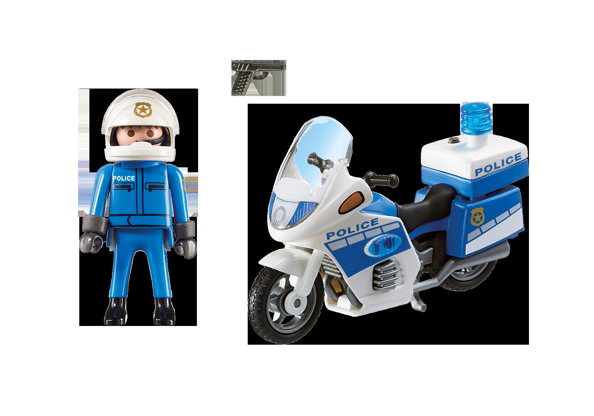 http://media.playmobil.com/i/playmobil/6923_product_box_back/Moto de policier avec gyrophare