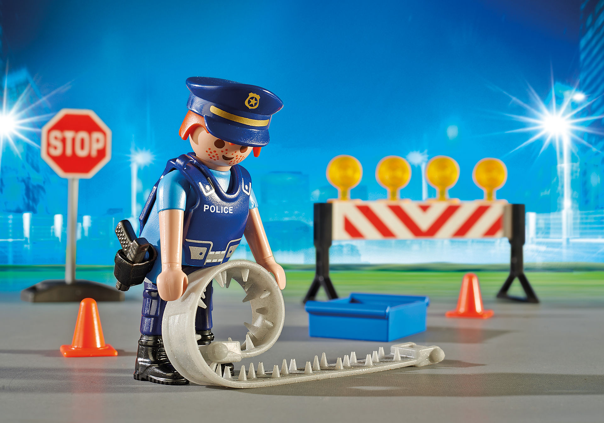 6924 Police Roadblock zoom image4