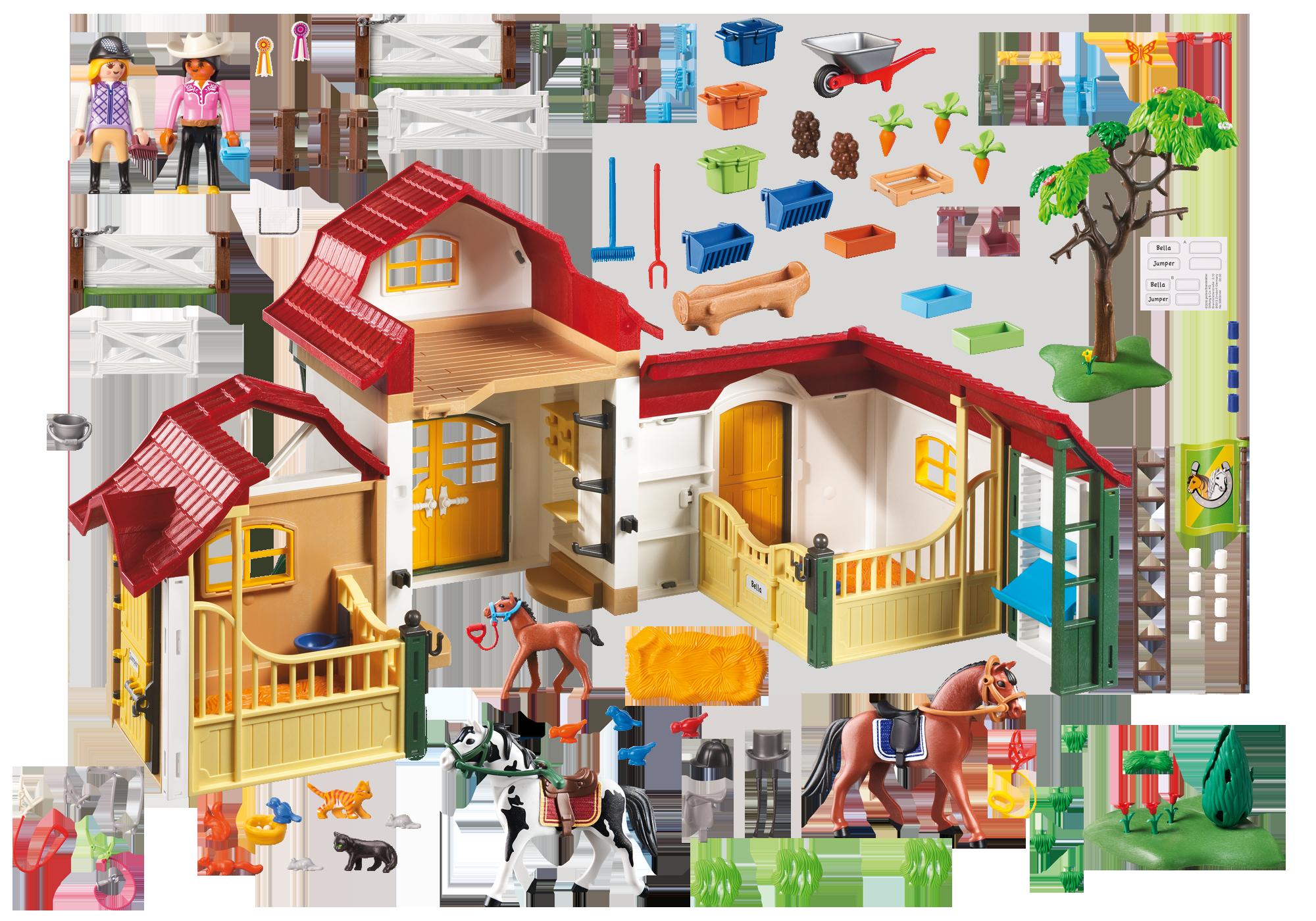 http://media.playmobil.com/i/playmobil/6926_product_box_back/Μεγάλος Ιππικός Όμιλος