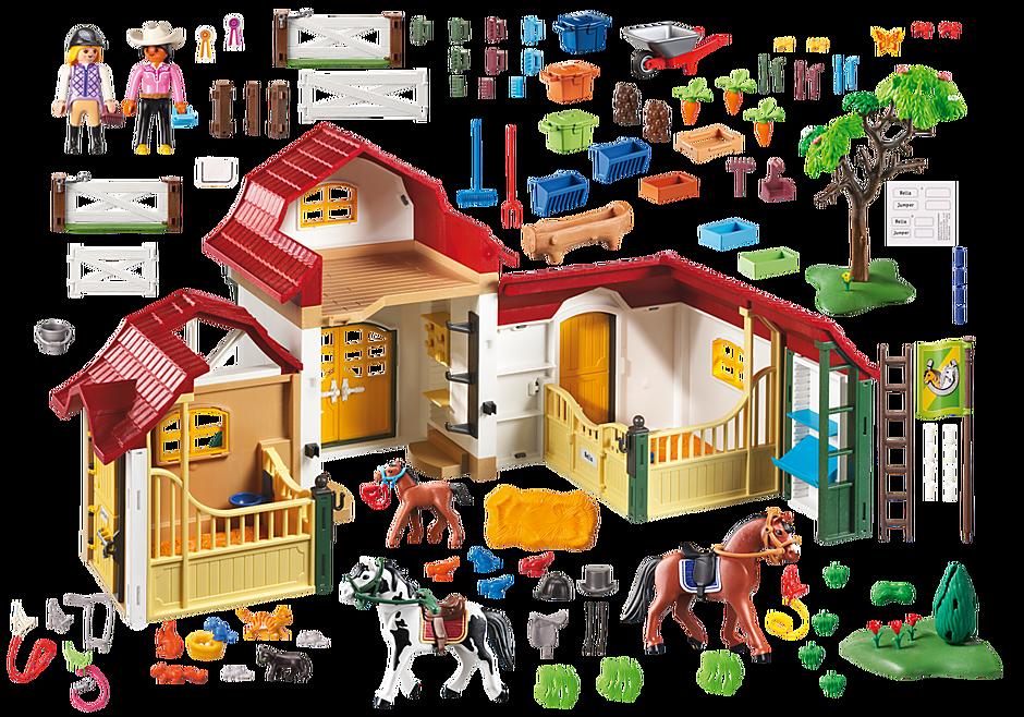 http://media.playmobil.com/i/playmobil/6926_product_box_back/Duża stadnina koni