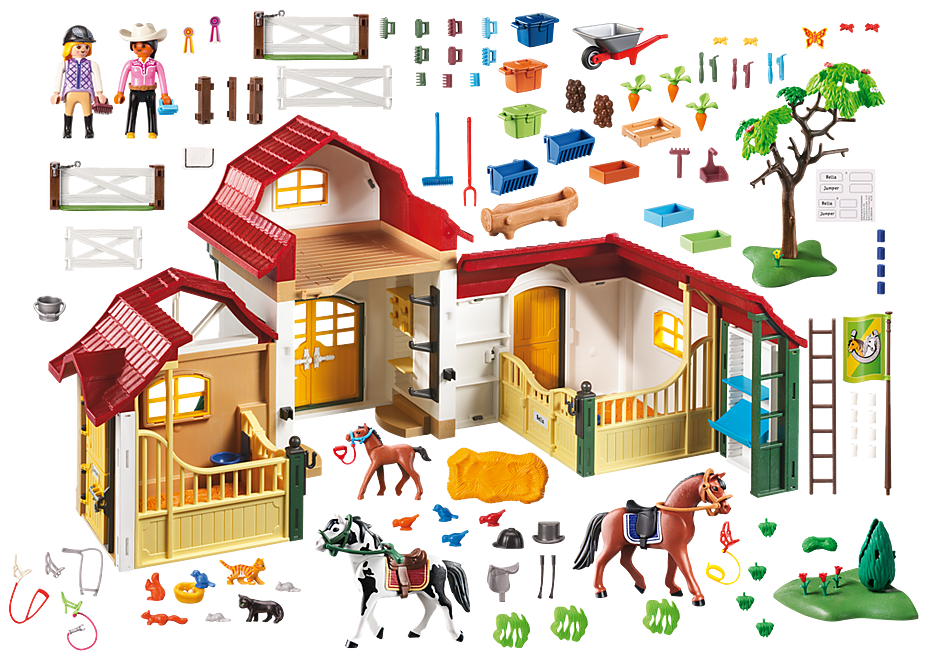 6926 Horse Farm detail image 5