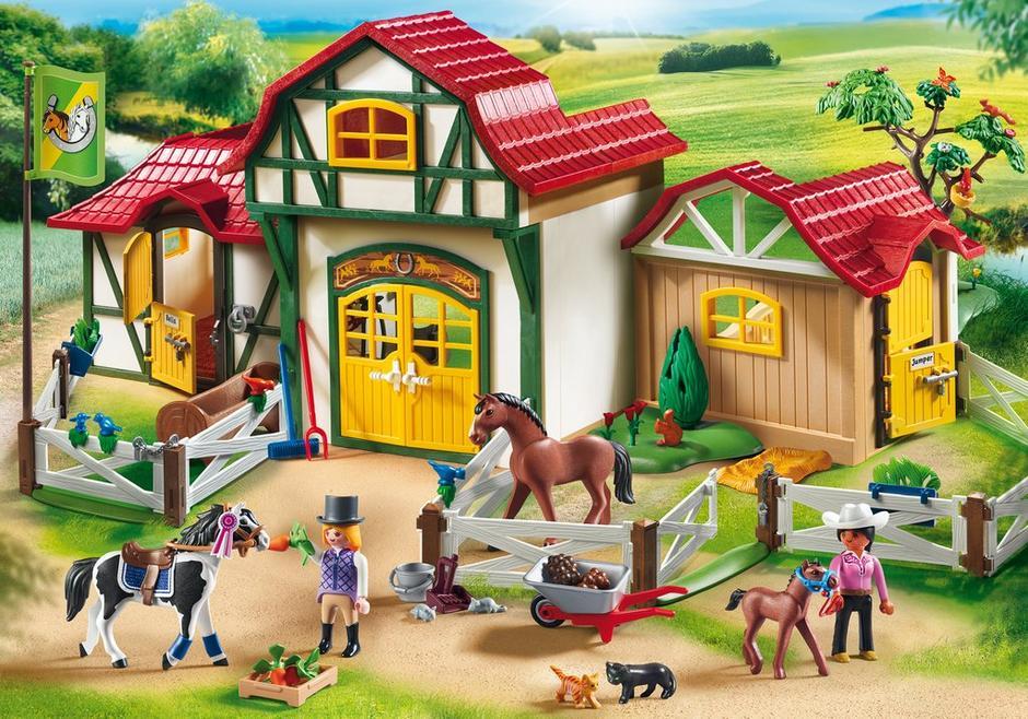 Horse Farm 6926 Playmobil 174 United Kingdom